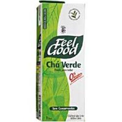 Chá Feel Good 1L Verde Com Limão