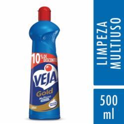 Limpador Multiuso Veja 500ml Azul com 10% de desconto