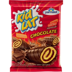 Bolo Parmalat Kidlat 152g Chocolate