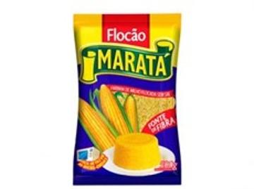 FLOCAO MILHO MARATA 500G