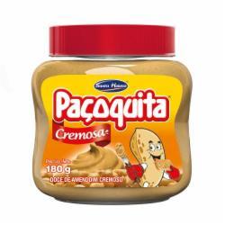 Pacoquita Cremosa 180g Pote