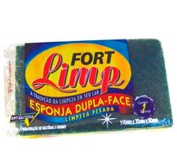 Esponja Fort Limp Limpeza Pesada