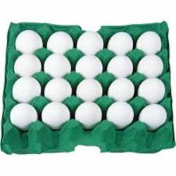 Ovos Aja Extra Branco com 20