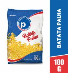 Batata Palha Public 100g