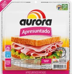 Apresuntado Aurora 200g
