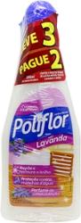 LUSTRA MOVEIS POLIFLOR 200ML LAVANDA L3P2