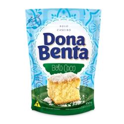 Mist Bolo Dona Benta 450g Coco