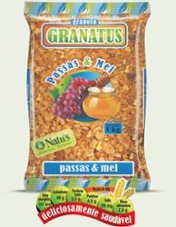 Granatus Cereais Passas E Mel 1k