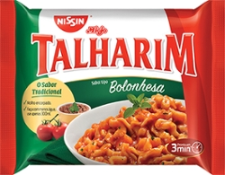 Macarrao Instantaneo Nissin Talharim 99g Bolonhesa