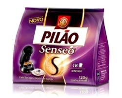 Cafe Pilao Senseo 120g Intenso