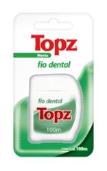 Fio Dental Topz 100m Menta