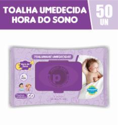 Toalhinhas Umedecidas Public Baby Hora do Sono com 50