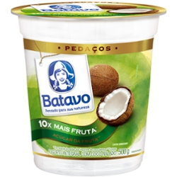 Iog Batavo Pedacos 500g Coco