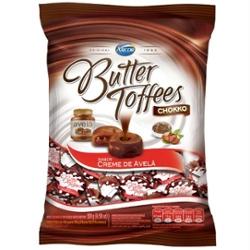 Bala Arcor Butter Toffe 130g Creme de Avela