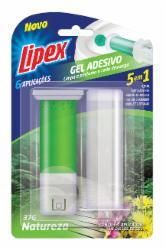 Limpador Sanitário Lipex 37g Aparelho Natureza