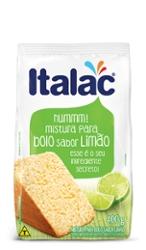 Mist Bolo Italac 400g Limão