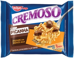 Macarrao Instantaneo Nissin Cremoso 88g Picanha