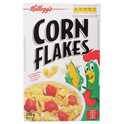 Cereal Kellogg-S Corn-Flakes 200g