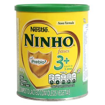 COMP LACTEO NINHO 400G CRESCIMENTO 3