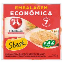 Steak Frango Perdigao 100g