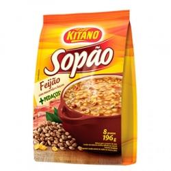 Sopao Kitano 196g Feijão