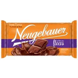 Chocolate Neugebauer 115g Ao Leite com  Flocos