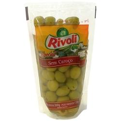 Azeitona Verde Rivoli 150g sem Caroco Doy Pack
