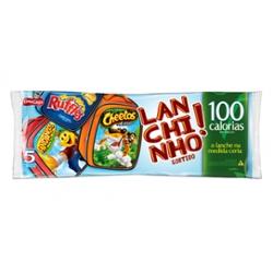 Salg Elma Chips Lanchinho Sortido 101g