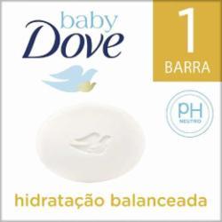 Sabonete Dove Baby 75g Hidratação Balanceada