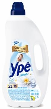 Amaciante Ypê 2L Branco Delicado