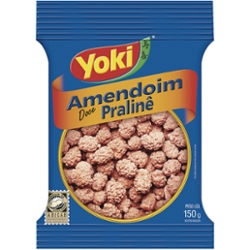 Amendoim Yoki 150g Doce Praline*