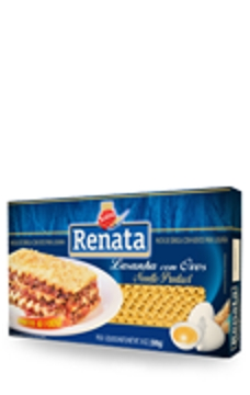 Mac Renata Lasanha Ovos 500g