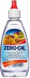Adocante Liquído Zero Cal 100ml Sacarina