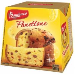 Panettone Bauducco 500g Frutas