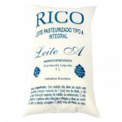 LEITE PASTEURIZADO RICO 1L INTEGRAL TIPO A