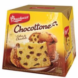 Chocottone Bauducco 750g Gotas Chocolate