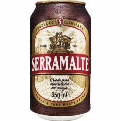 Cerveja Serramalte 350ml Lata