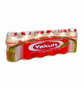 Leite Ferm Yakult 480g com 6