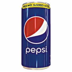 Refrigerante Pepsi 269ml Lata