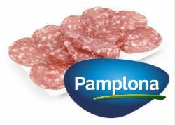 Salame Pamplona Italiano kg Ft