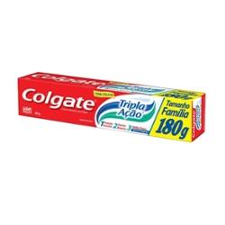 Creme Dental Colgate Tripla Acao 180g Menta Orig