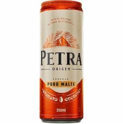 Cerveja Petra 350ml Puro Malte