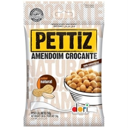 Amendoim Pettiz Dori 150g Natural