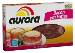 Bacon Aurora Fatiado 250g