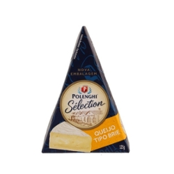 Queijo Brie Polenghi 125g