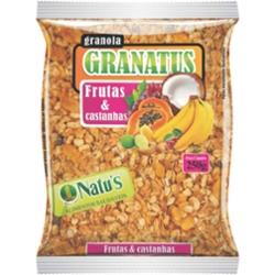 Granatus Cereais Frutas Castanha 250g