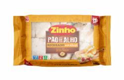 Pão de Alho Bolinha mais queijo Zinho 300g