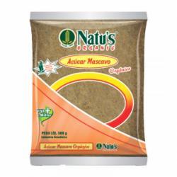 Açúcar Mascavo Natus 500g