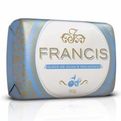 Sabonete Francis Suave 90g Azul