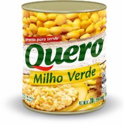 Milho Verde Quero 200g Lata